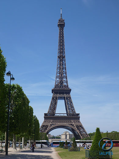 Paris, Tour Eiffel
